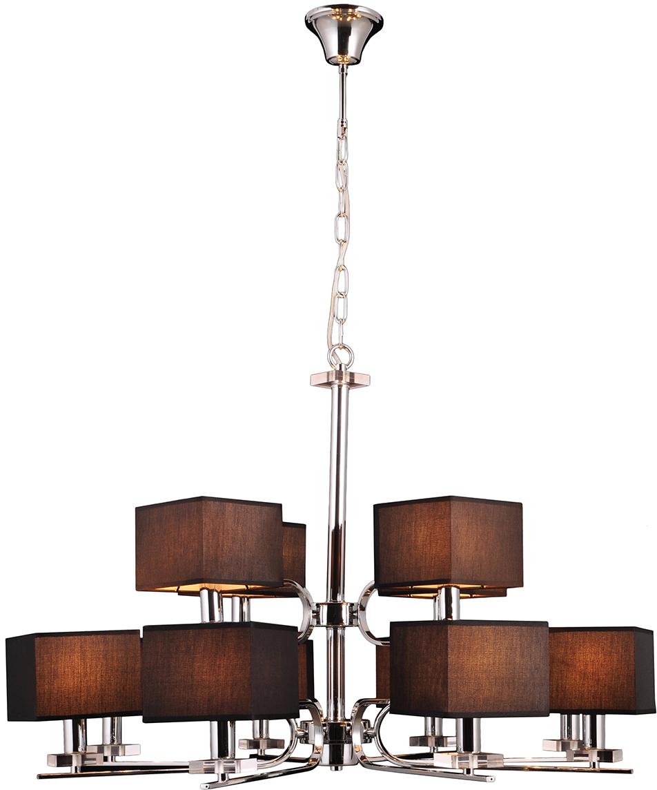 Люстра Natali Kovaltseva, 12 х E14, 40W. 75007/12C CHROME75007/12C CHROMEКлассический стиль зародился еще в античные времена. Классика вне времени. Такие люстры пользуются особой популярностью среди ценителей изысканности и роскоши. Светильники в стиле классика самый любимый декоративный элемент мировых интерьер-дизайнеров.Светильники данной серии от Natali Kovaltseva имеют очень практичный и функциональный дизайн, отличное качество и простота в эксплуатации. Срок службы этих светильников превышает десятилетие. Размеры: D87 x H61 cm
