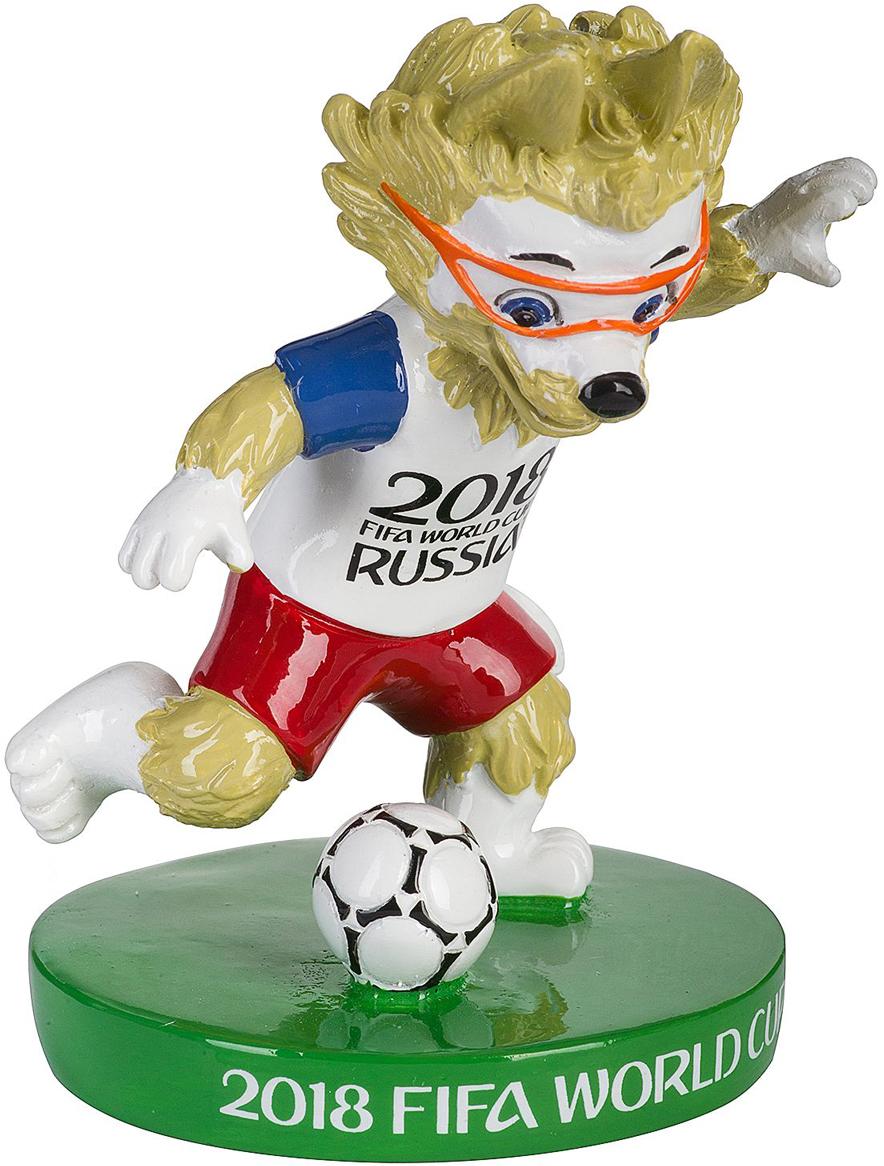 Статуэтка FIFA 2018 Забивака. Удар!, 8,5 см 99 117 статуэтка кошка 80 см албезия о бали