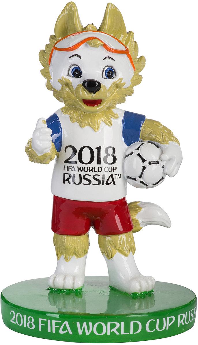 Статуэтка FIFA 2018 Забивака. Класс!, 6 смСН046Статуэтка FIFA 2018 Забивака. Класс!! - символ Чемпионата Мира по футболу 2018. Отличный сувенир на память о Чемпионате.