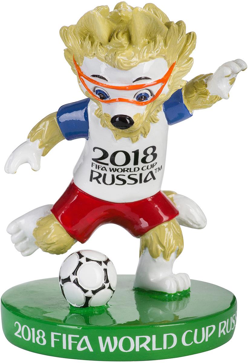 """Статуэтка FIFA 2018 """"Забивака. Удар!"""" - символ Чемпионата Мира по футболу 2018. Отличный сувенир на память о Чемпионате."""