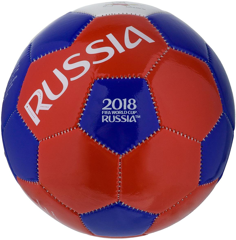 Мяч-антистресс сувенирный FIFA 2018, вращающийся. СН069 игрушка антистресс смехторг лизун мяч в сетке