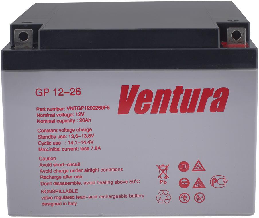 Ventura GP 12-26 аккумуляторная батарея для ИБП - Источники бесперебойного питания (UPS)