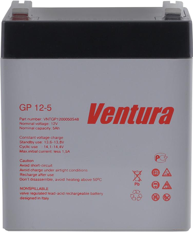 Ventura GP 12-5 аккумуляторная батарея для ИБП - Источники бесперебойного питания (UPS)