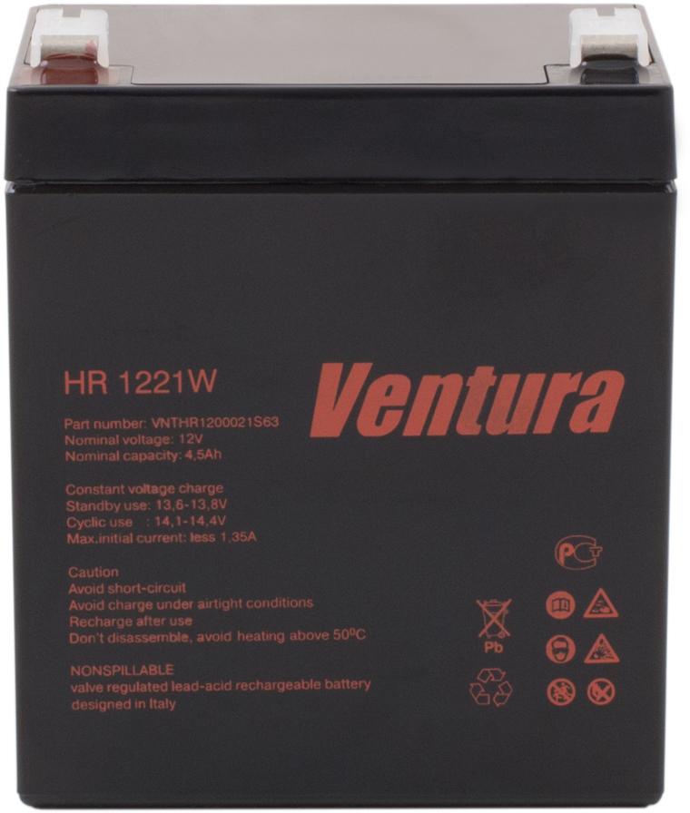 Ventura HR 1221W аккумуляторная батарея для ИБП - Источники бесперебойного питания (UPS)