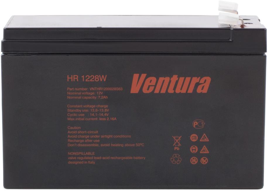Ventura HR 1228W аккумуляторная батарея для ИБП - Источники бесперебойного питания (UPS)