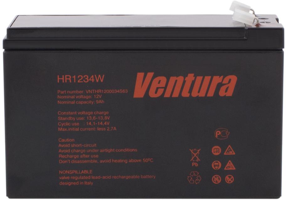 Ventura HR 1234W аккумуляторная батарея для ИБП - Источники бесперебойного питания (UPS)
