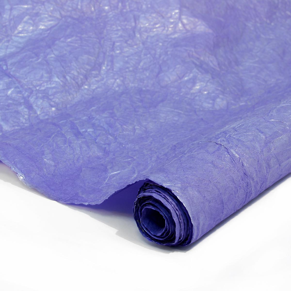 Бумага упаковочная Veld-Co Эколюкc, цвет: лавандовый, серебристый, 70 см х 5 м44089Бумага Veld-Co Эколюкc - это универсальный материал дляупаковки подарков и оформления букетов. Она достаточноплотная и в тоже время пластичная. Благодаря органичнойфактуре, великолепно ложится и на нестандартные формы(круглые, овальные). Эта бумага хорошо комбинируется с другими материалами. Её можноиспользовать в качестве декоративных элементов. К ней легко подобратьаксессуары - подойдут натуральные шнуры, рафия, ленты (репсовая,шёлковая, хлопковая). Благодаря этому материалу - мастер выполнитлюбую задачу, поставленную перед ним. Ко всему прочему- бумагу в рулоне удобнее хранить, использовать,транспортировать.