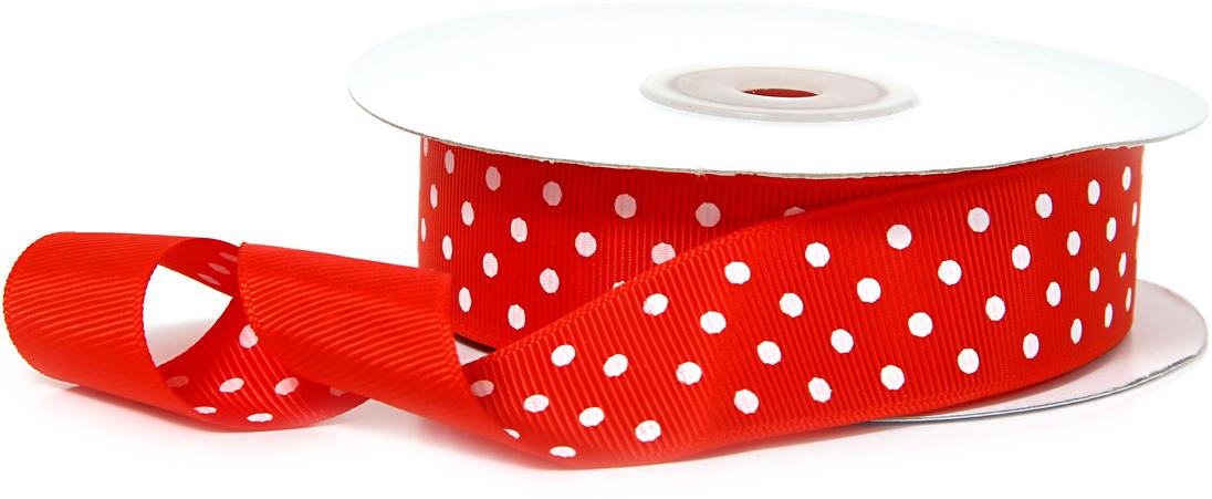 Лента декоративная Veld-Co, репсовая, цвет: красный, 2,5 см х 22 м48711Декоративная лента Veld-Co предназначена для оформления подарочных коробок, пакетов. Кроме того, декоративная лента с успехом применяется для художественного оформления витрин, праздничногооформления помещений, изготовления искусственных цветов.Декоративная лента украсит интерьер вашего дома к любым праздникам.Ширина ленты: 25 мм.
