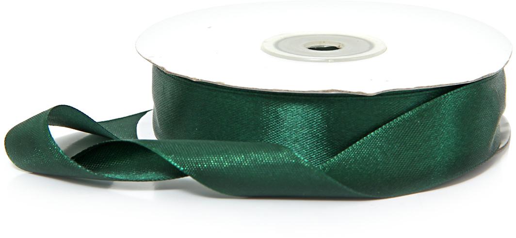 Лента декоративная Veld-Co, атласная, цвет: темно-зеленый, 1,8 см х 30 м48738Декоративная лента Veld-Co предназначена для оформления подарочных коробок, пакетов. Кроме того, декоративная лента с успехом применяется для художественного оформления витрин, праздничногооформления помещений, изготовления искусственных цветов.Декоративная лента украсит интерьер вашего дома к любым праздникам.Ширина ленты: 18 мм.