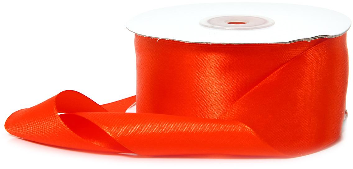 Лента декоративная Veld-Co, атласная, цвет: оранжевый, 3,8 х 30 см48771Декоративная лента Veld-Co предназначена для оформления подарочных коробок, пакетов. Кроме того, декоративная лента с успехом применяется для художественного оформления витрин, праздничногооформления помещений, изготовления искусственных цветов.Декоративная лента украсит интерьер вашего дома к любым праздникам.Ширина ленты: 38 мм.