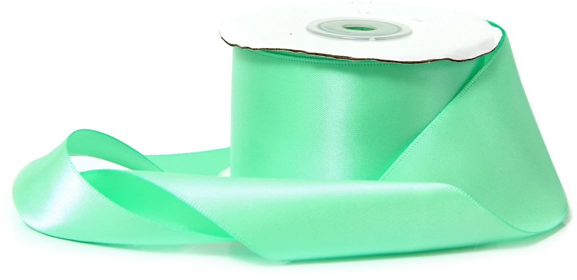 """Декоративная лента """"Veld-Co"""" предназначена для оформления подарочных  коробок, пакетов. Кроме того, декоративная лента с успехом применяется для  художественного оформления витрин, праздничного  оформления помещений, изготовления искусственных цветов.  Декоративная лента украсит интерьер вашего дома к любым праздникам.   Ширина ленты: 50 мм."""
