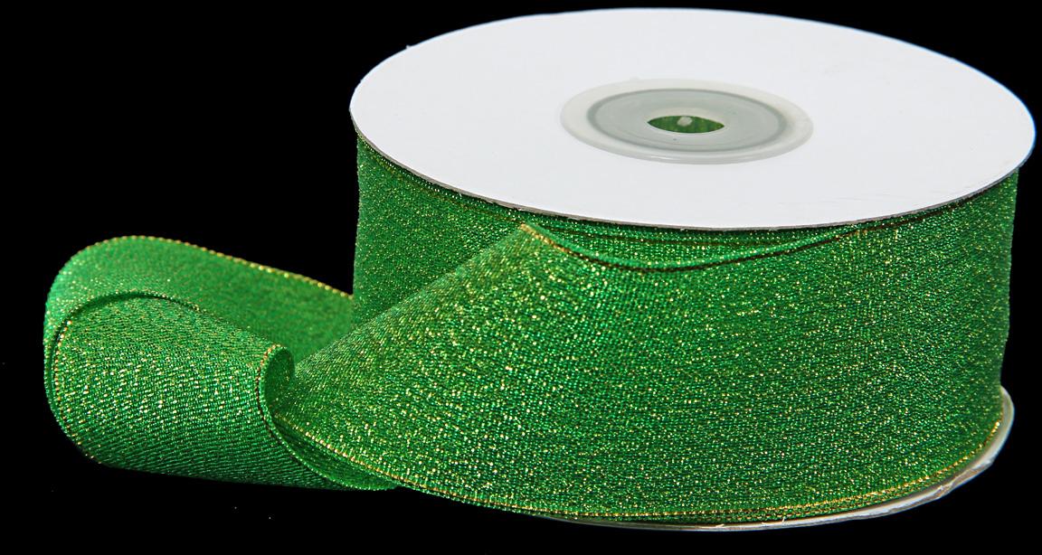 Лента декоративная Veld-Co, парчовая, цвет: зеленый, 3,8 см х 22 м48898Декоративная лента Veld-Co предназначена для оформления подарочных коробок, пакетов. Кроме того, декоративная лента с успехом применяется для художественного оформления витрин, праздничногооформления помещений, изготовления искусственных цветов.Декоративная лента украсит интерьер вашего дома к любым праздникам.Ширина ленты: 38 мм.
