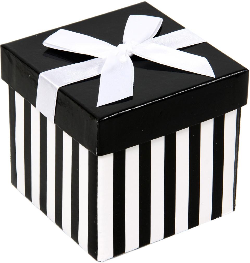 Коробка подарочная Veld-Co Giftbox. Трансформер. Зебра, цвет: черный, белый, 10,3 х 10,3 х 9,8 см48912Подарочная коробка Veld-Co - это наилучшее решение, если вы хотите порадовать вашихблизких и создать праздничное настроение, ведь подарок, преподнесенный воригинальной упаковке, всегда будет самым эффектным и запоминающимся.Окружите близких людей вниманием и заботой, вручив презент в нарядном,праздничном оформлении.