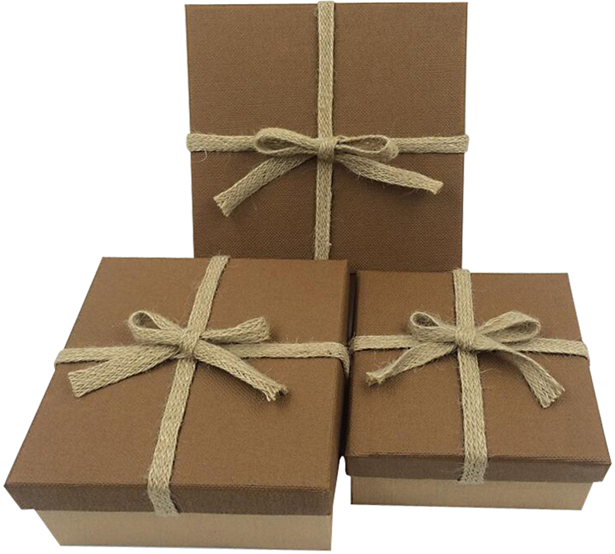 Набор подарочных коробок Veld-Co Молочный шоколад, 3 шт набор подарочных коробок veld co шоколад с магнитами цвет светло коричневый 3 шт