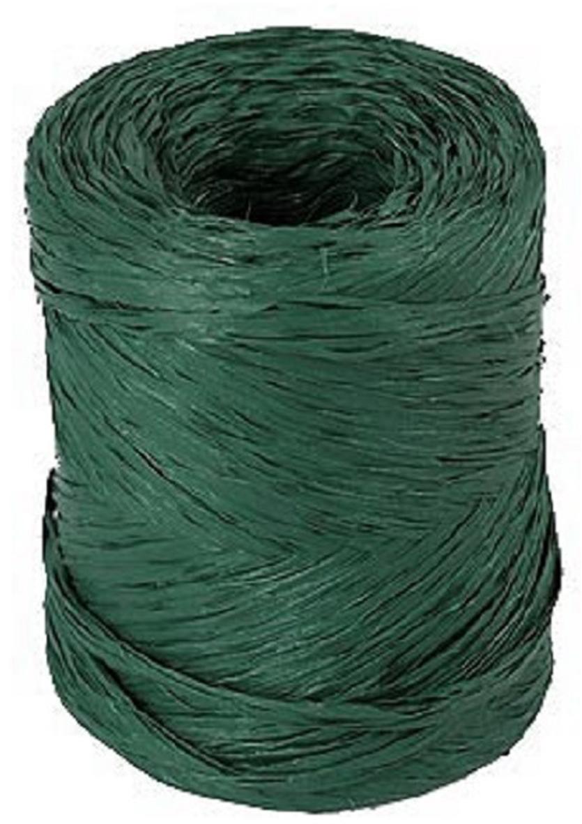 Рафия Veld-Co, цвет: зеленый, длина 200 м50045Рафия Veld-Co, изготовленная из ПВХ, широко применяется для упаковкиподарков, оформления цветочных композиций. Также подойдет и в декореработ в стиле скрапбукинг. Окрашенную в разные цвета рафию можноиспользовать в качестве ленты для украшения подарочных коробочек.