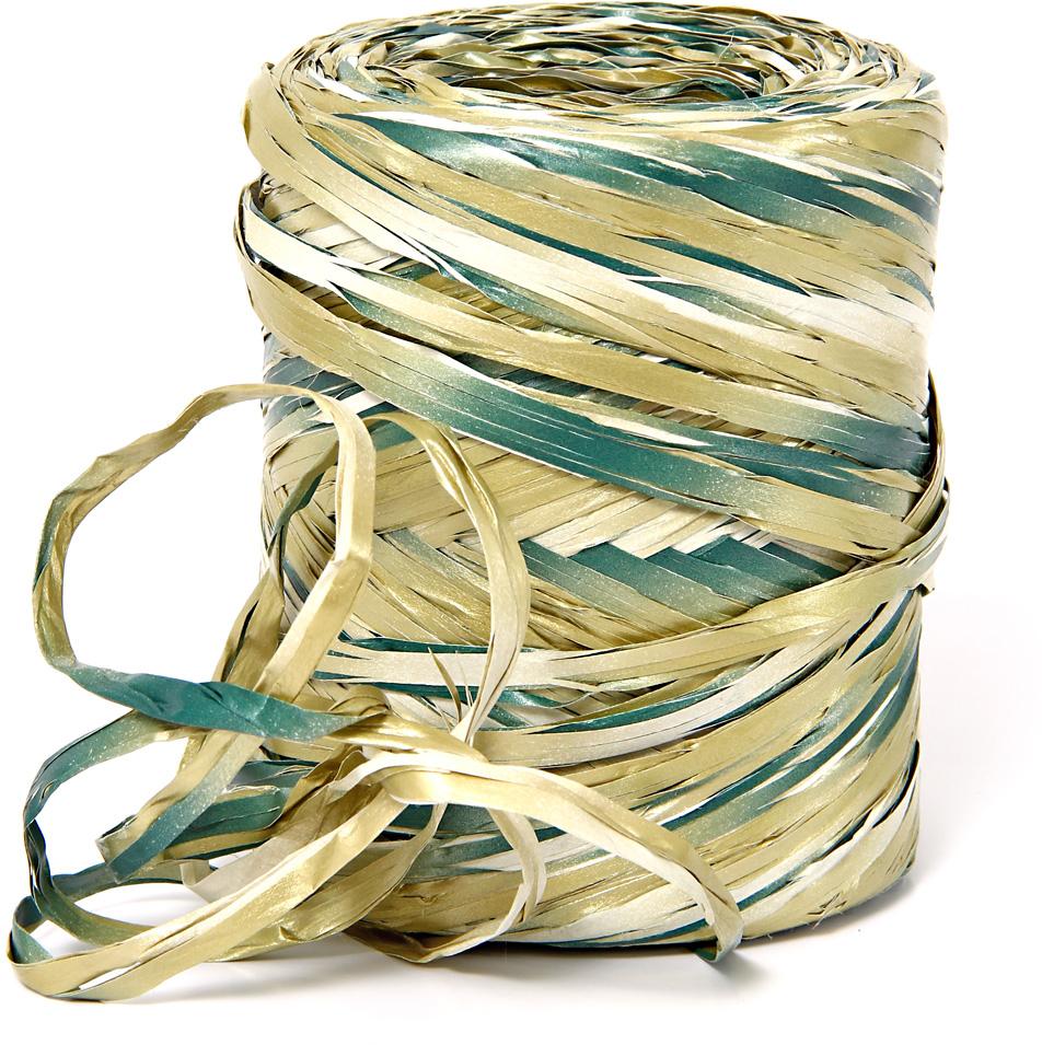Рафия Veld-Co, цвет: оливковый, зеленый, длина 200 м50061Рафия Veld-Co, изготовленная из ПВХ, широко применяется для упаковкиподарков, оформления цветочных композиций. Также подойдет и в декореработ в стиле скрапбукинг. Окрашенную в разные цвета рафию можноиспользовать в качестве ленты для украшения подарочных коробочек.