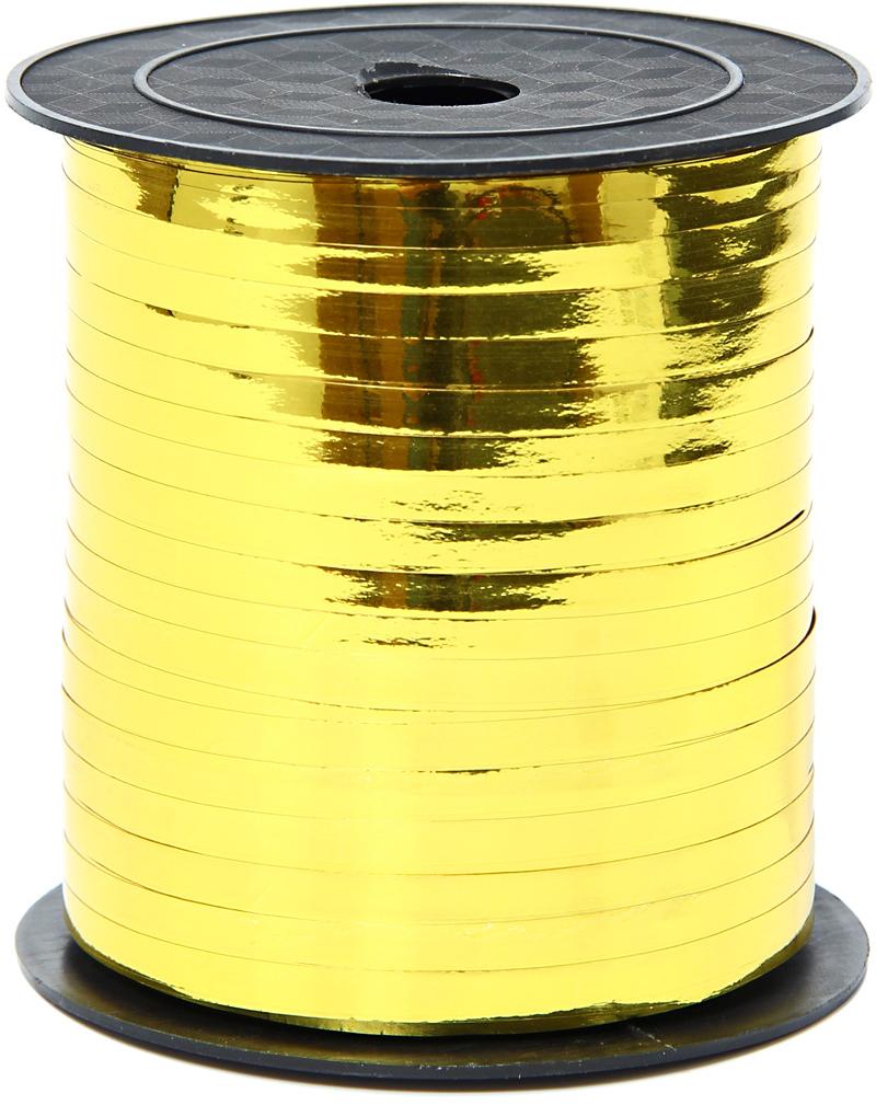 """Декоративная лента """"Veld-Co"""" предназначена для оформления подарочных коробок, пакетов. Кроме того, декоративная лента с успехом применяется для художественного оформления витрин, праздничного  оформления помещений, изготовления искусственных цветов.  Декоративная лента украсит интерьер вашего дома к любым праздникам.  Ширина ленты: 0,5 см."""