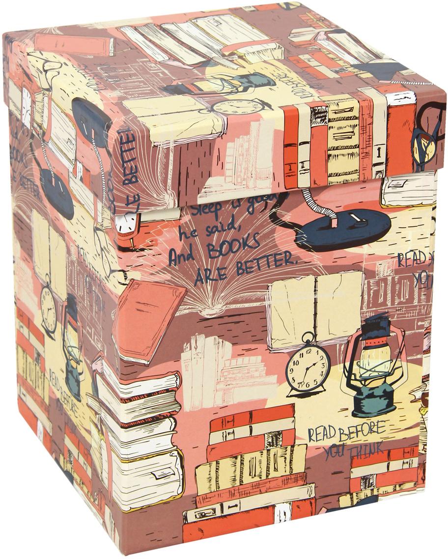 Набор подарочных коробок Veld-Co Библиотека, под кружку, 2 шт аксессуары veld co набор переводных татуировок черепа