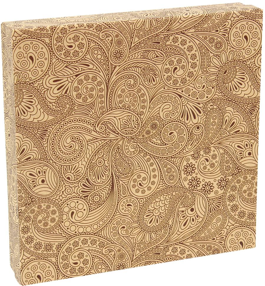 Набор подарочных коробок Veld-Co Растительный орнамент, 4 шт степлеры канцелярские veld co степлер