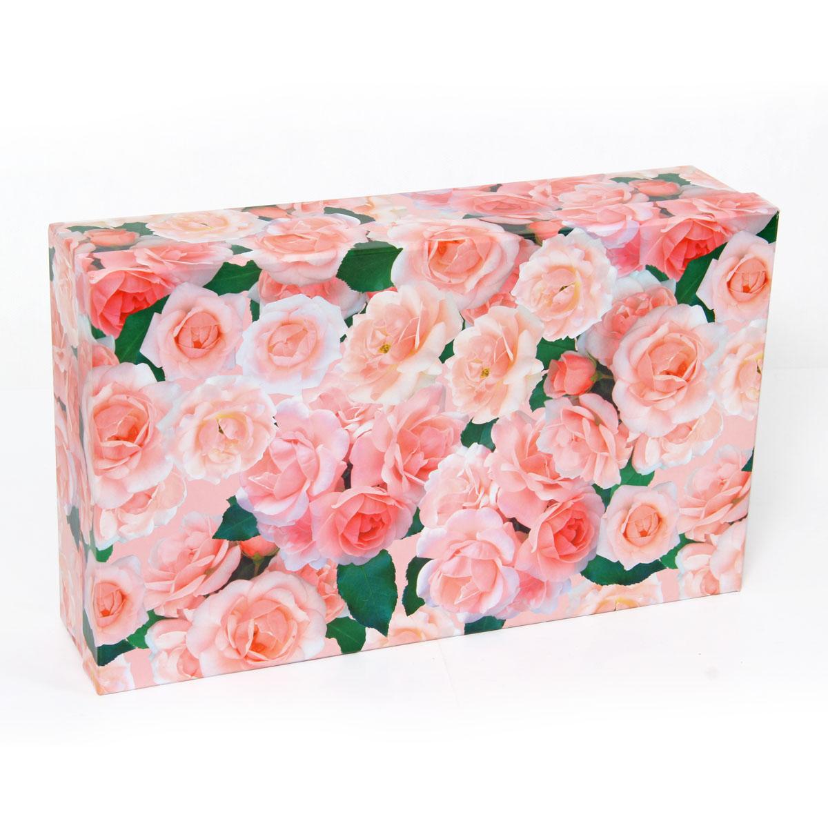 Набор подарочных коробок Veld-Co Нежные розы, прямоугольные, 5 шт51369Подарочные коробки Veld-Co - это наилучшее решение, если выхотите порадовать ваших близких и создать праздничное настроение, ведь подарок, преподнесенный в оригинальной упаковке, всегда будет самым эффектным и запоминающимся. Окружите близких людей вниманием и заботой, вручив презент в нарядном, праздничном оформлении.
