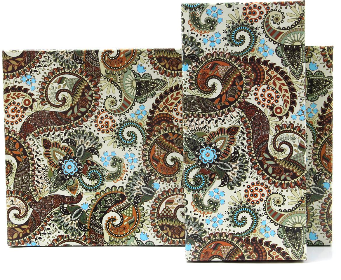 Набор подарочных коробок Veld-Co Персидские огурцы, прямоугольные, 5 шт набор подарочных коробок veld co морская тематика прямоугольные 5 шт