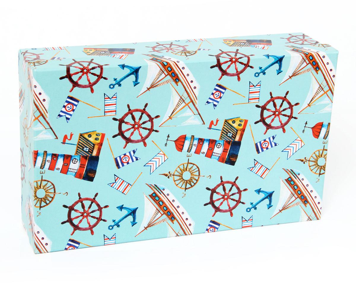 Набор подарочных коробок Veld-Co Морская гавань, прямоугольные, 5 шт veld co набор инструментов 43896