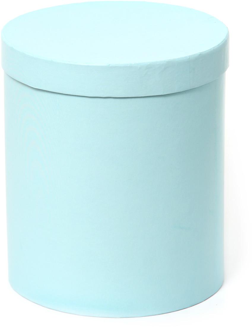 Коробка подарочная Veld-Co Цилиндр, для цветов, цвет: голубой, 17 х 17 х 20 см57393Подарочная коробка Veld-Co - это наилучшее решение, если выхотите порадовать ваших близких и создать праздничное настроение, ведь подарок, преподнесенный в оригинальной упаковке, всегда будет самым эффектным и запоминающимся. Окружите близких людей вниманием и заботой, вручив презент в нарядном, праздничном оформлении.