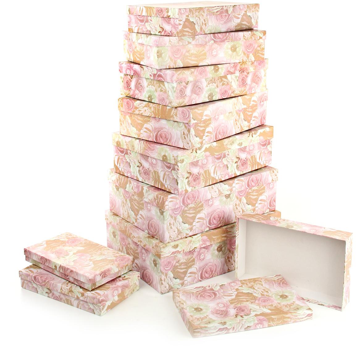 Набор подарочных коробок Veld-Co  Эльфийский сад , 10 шт -  Подарочная упаковка