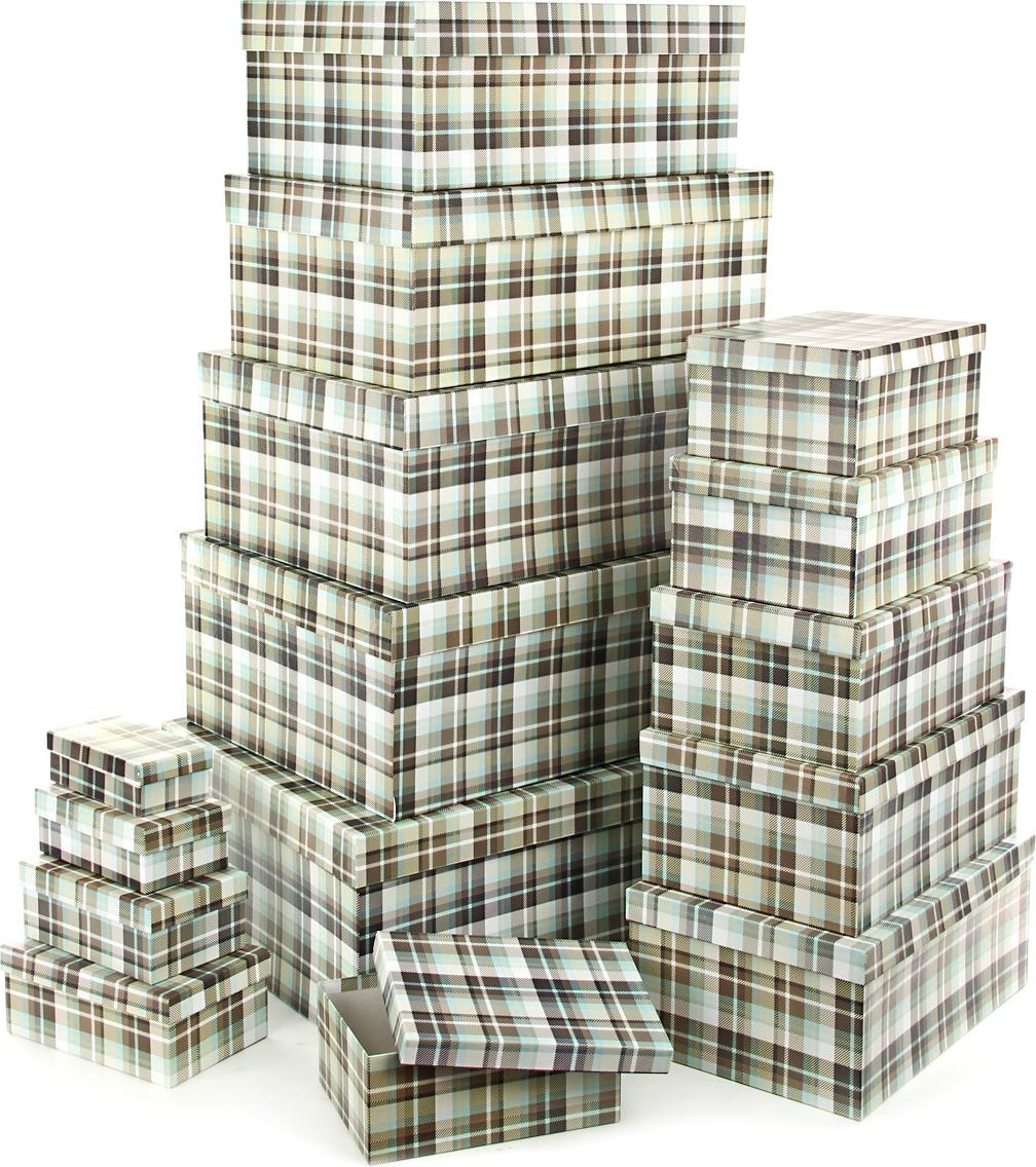 Набор подарочных коробок Veld-Co Уютный плед, 15 шт набор подарочных коробок veld co миром правит доброта 15 шт