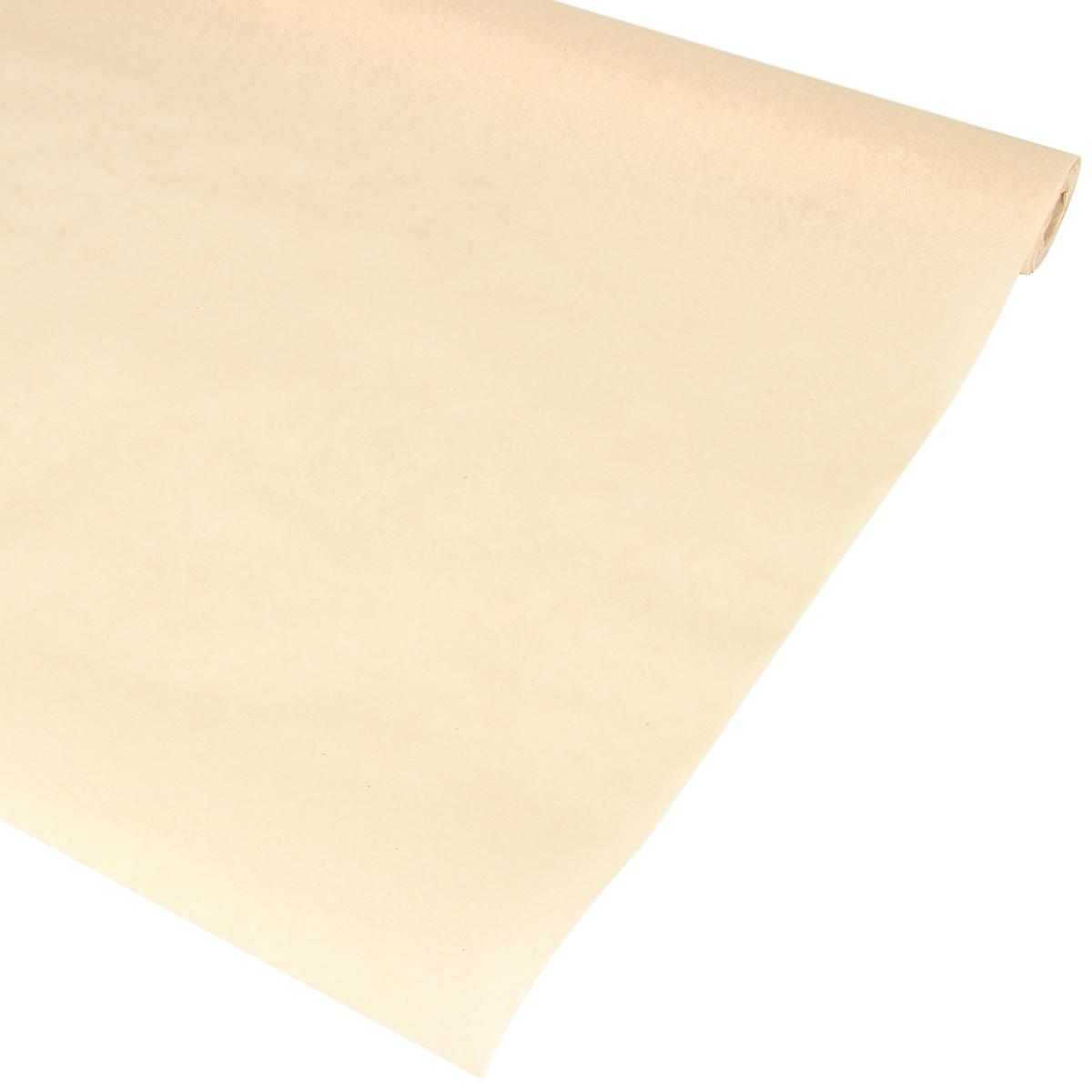 Бумага упаковочная Veld-Co Пергамент 11, цвет: кремовый (13), 83 см х 10 м63505Любой подарок начинается с упаковки. Что может быть трогательнее и волшебнее, чем ритуал разворачивания полученного презента. И именно оригинальная, со вкусом выбранная упаковка выделит ваш подарок из массы других. Она продемонстрирует самые тёплые чувства к виновнику торжества и создаст сказочную атмосферу праздника - это то, что вы искали.
