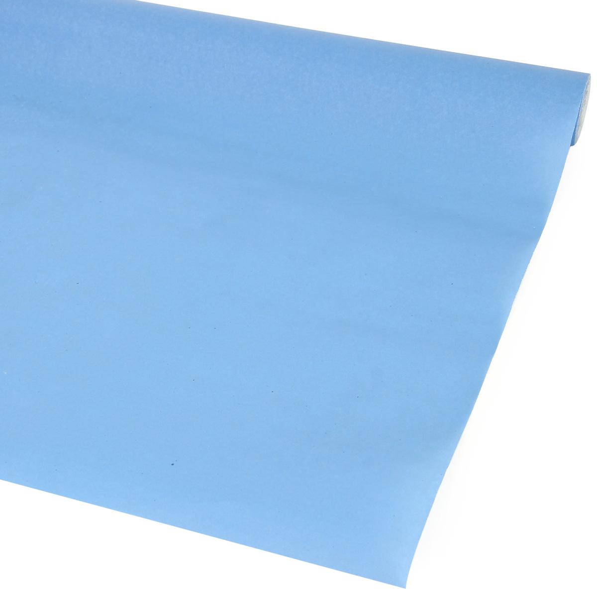Бумага упаковочная Veld-Co Пергамент 11, цвет: васильковый (51), 83 см х 10 м63508Любой подарок начинается с упаковки. Что может быть трогательнее и волшебнее, чем ритуал разворачивания полученного презента. И именно оригинальная, со вкусом выбранная упаковка выделит ваш подарок из массы других. Она продемонстрирует самые тёплые чувства к виновнику торжества и создаст сказочную атмосферу праздника - это то, что вы искали.