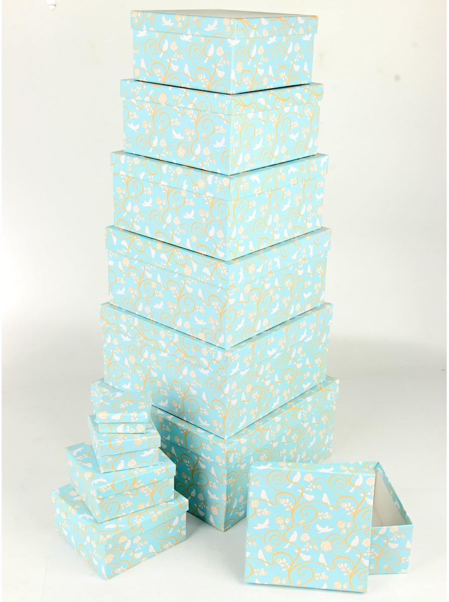 Набор подарочных коробок Veld-Co Небесные музыканты, 11 шт набор подарочных коробок veld co небесные музыканты круглые 4 шт
