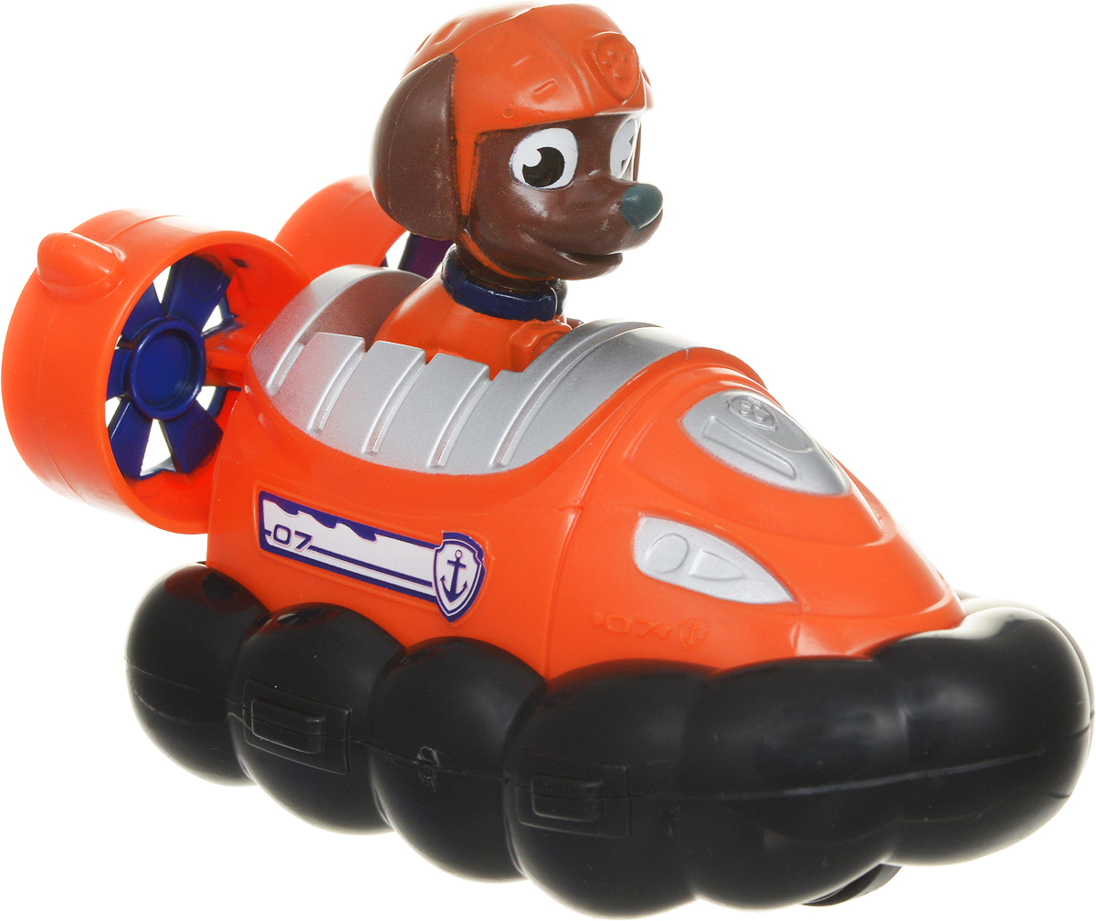 Paw Patrol Машинка спасателя Zuma 16605_20070873 20cm canine patrol dog toys russian anime doll action figures car patrol puppy toy patrulla canina juguetes gift for child m134