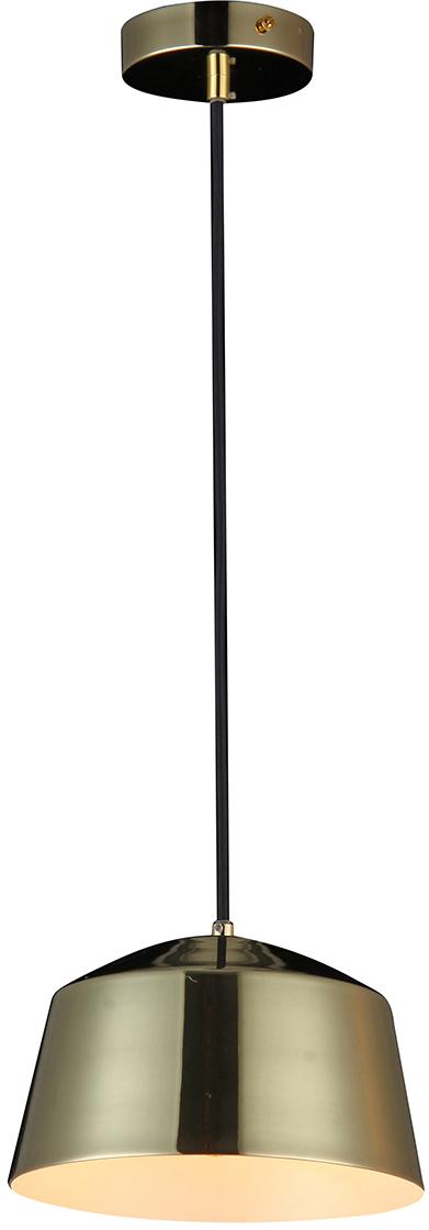 Потолочный светильник-подвесNatali Kovaltseva Модерн, 1 х E27, 40W. LOFT LUX 77031-1P GOLDLOFT LUX 77031-1P GOLDСтиль модерн характеризуется изогнутыми, несимметричными и грациозными линиями. Очень стильно данные светильники смотрятся в интерьере, в основе которых лежат нестандартные решения.Если Вы любитель всего оригинального, нового, неизбитого, то светильники коллекции Natali Kovaltseva направления МОДЕРН – это Ваш выбор! Размеры: D20 x H120 cm