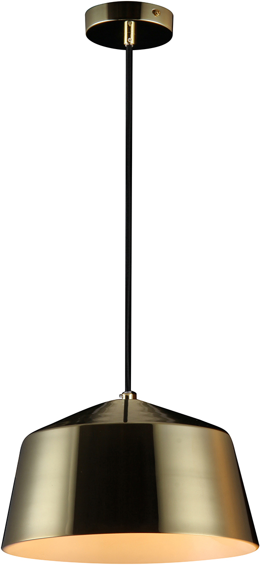 Потолочный светильник-подвесNatali Kovaltseva Модерн, 1 х E27, 40W. MINIMAL ART 77002-1P GOLDMINIMAL ART 77002-1P GOLDСтиль модерн характеризуется изогнутыми, несимметричными и грациозными линиями. Очень стильно данные светильники смотрятся в интерьере, в основе которых лежат нестандартные решения.Если Вы любитель всего оригинального, нового, неизбитого, то светильники коллекции Natali Kovaltseva направления МОДЕРН – это Ваш выбор! Размеры: D27 x H120 cm