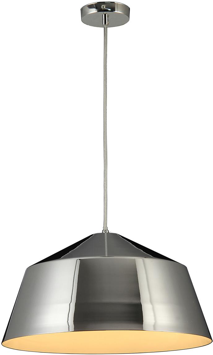 Потолочный светильник-подвесNatali Kovaltseva Модерн, 1 х E27, 40W. MINIMAL ART 77002A-1P CHROME natali kovaltseva настенно потолочный светильник natali kovaltseva 74001 1s chrome 40729