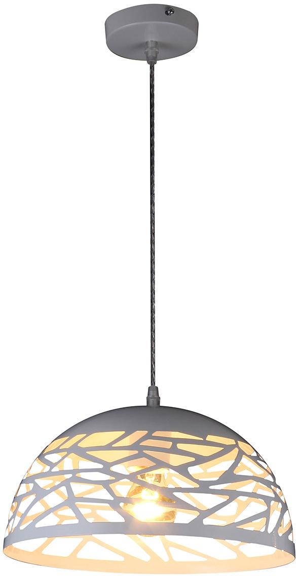 Потолочный светильник-подвесNatali Kovaltseva Модерн, 1 х E27, 40W. MINIMAL ART 77018A-1P WHITE