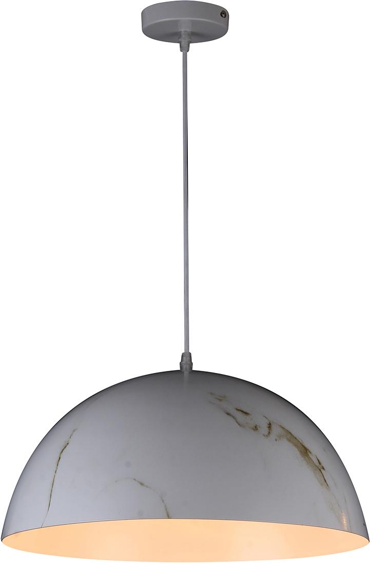 Потолочный светильник-подвесNatali Kovaltseva Модерн, 1 х E27, 40W. MINIMAL ART 77023-1P WHITE