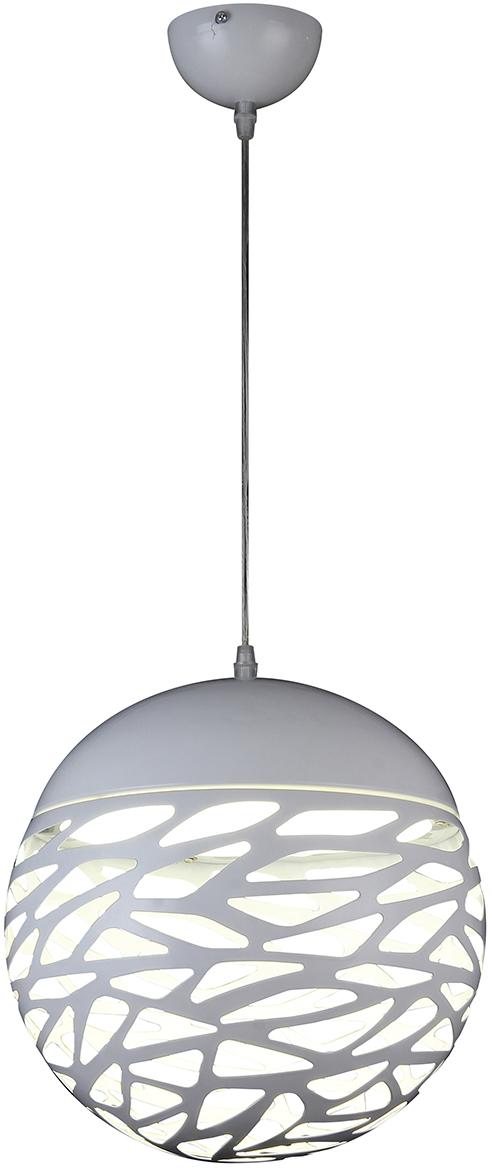 Потолочный светильник-подвесNatali Kovaltseva Модерн, 1 х E27, 40W. MINIMAL ART 77024-1P WHITE