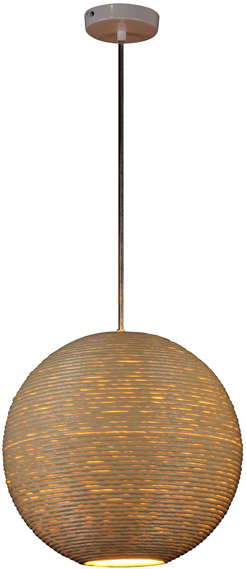 Потолочный светильник-подвесNatali Kovaltseva Модерн, 1 х E27, 40W. MINIMAL ART 77032-1P WHITE