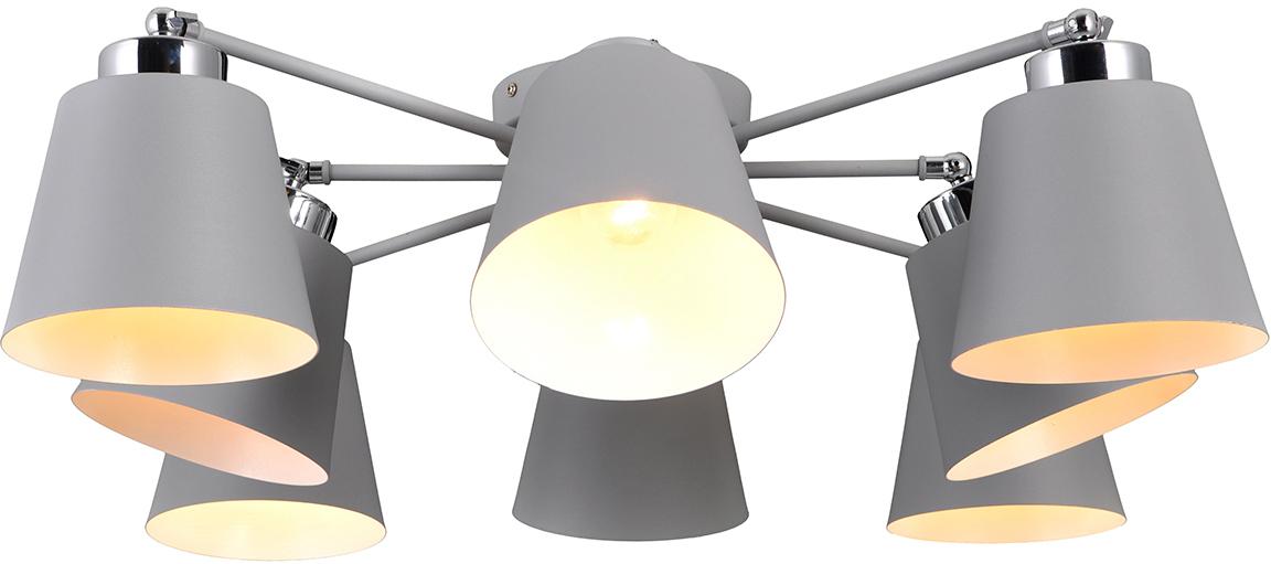Стиль модерн характеризуется изогнутыми, несимметричными и грациозными линиями. Очень стильно данные светильники смотрятся в интерьере, в основе которых лежат нестандартные решения.  Если Вы любитель всего оригинального, нового, неизбитого, то светильники коллекции Natali Kovaltseva направления МОДЕРН – это Ваш выбор! Размеры: D72 x H35 cm