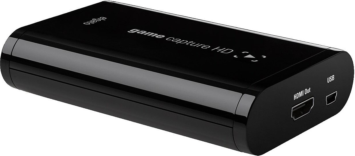Elgato Game Capture HD устройство захвата видео hd game capture card video 1080p hdmi ypbpr recorder for xbox drop shipping oct17