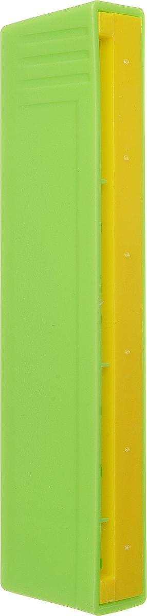 Пластмастер Музыкальная игрушка Гармошка цвет салатовый Пластмастер