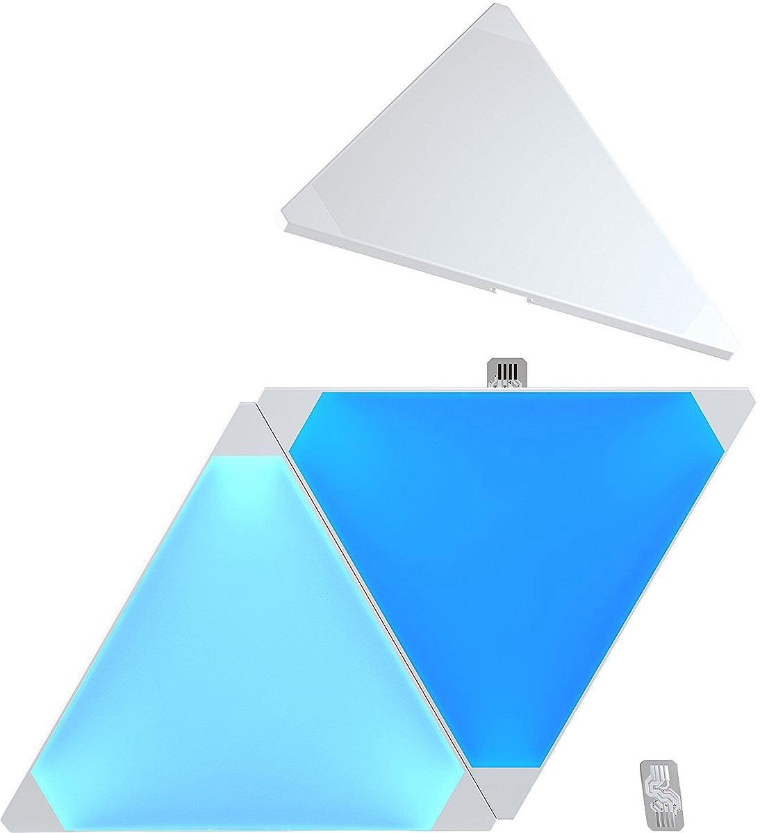 Nanoleaf дополнительные светодиодные панели для светильника Nanoleaf Light Panels, 3 шт