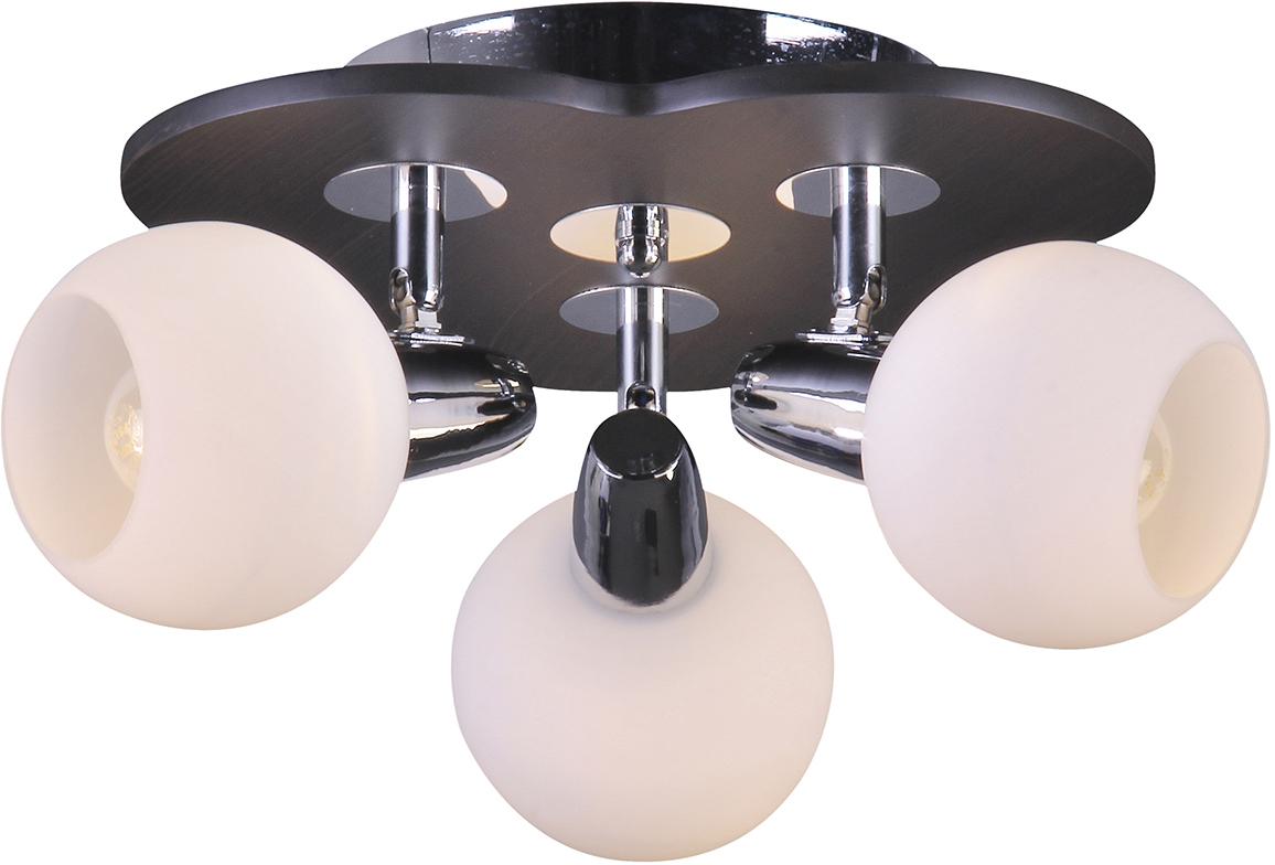 Потолочный светильник-подвес Natali Kovaltseva, 2 х E14, 60W. 10742/3C PALISANDER