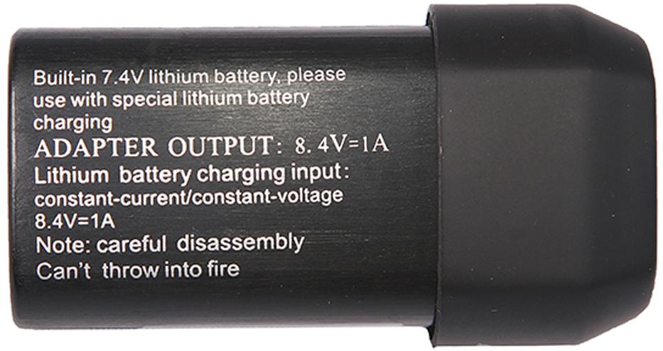 Аккумулятор для машинки Ziver-209, 8 х 5 х 4 см