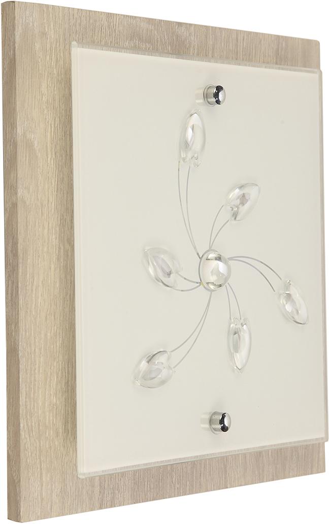 Потолочный светильник Natali Kovaltseva, 1 х E27, 60W. 11205/1 WHITE OAK светильник потолочный sonex blanketa gold 2 х e27 60w 102 k