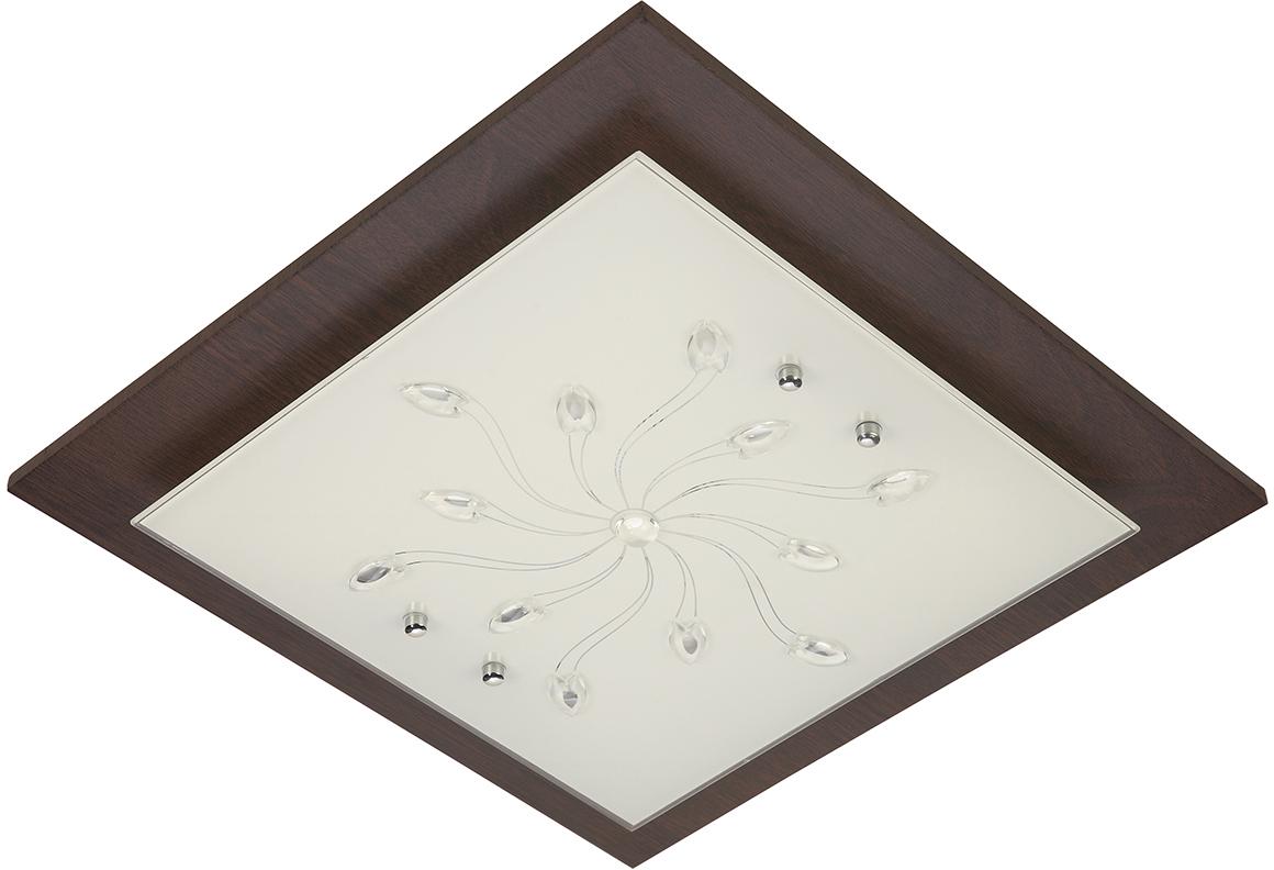 Потолочный светильник Natali Kovaltseva, 3 х E27, 60W. 11205/3 WENGE светильник потолочный sonex blanketa gold 2 х e27 60w 102 k