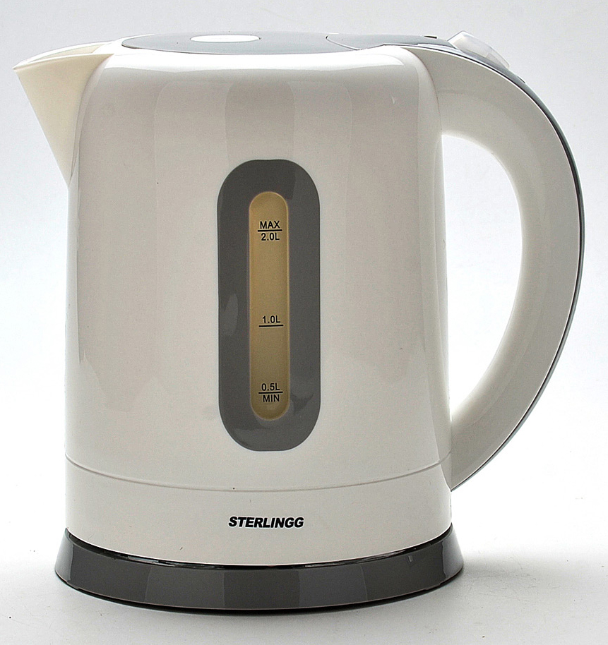 Zimber ZM-10671 электрический чайник10671Быстро вскипятить воду и поддерживать ее горячей в течение долгого времени Вам поможет чайник Zimber. На рынке бытовой техники этот прибор пользуется неизменной популярностью благодаря высокому качеству, безопасности и удобству в использовании. Корпус чайника выполнен из качественного термостойкого полипропилена. Чайник оснащен скрытым нагревательным элементом из нержавеющей стали, что очень удобно, так как он более долговечен, чем спираль, и не подвержен образованию накипи. Чайник сохранит температуру воды на долгое время, что позволяет снизить расход электричества. Благодаря прозрачной шкале-индикатору можно следить за уровнем воды в чайнике. Для безопасного использования в чайниках Zimber предусмотрены функции автоматического отключения при отсутствии воды или открытии крышки, а также встроенная защита от перегрева. Современный дизайн изделия несомненно порадует Вас и внесет новые краски в интерьер Вашей кухни!