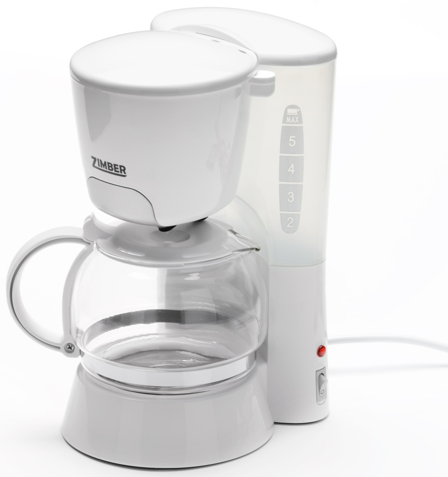 Zimber ZM-10686 кофеварка - Кофеварки и кофемашины